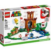 樂高積木 LEGO《 LT71362 》超級瑪利歐系列 - 堡壘守衛戰 / JOYBUS玩具百貨
