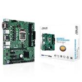 ASUS 華碩 PRO H510M-C/CSM M-ATX 主機板 LGA1200腳位 支援intel第10代11代 CPU
