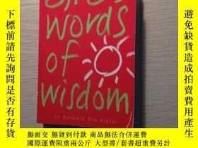 二手書博民逛書店8789罕見words of wisdomY227053 Kip