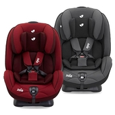 【贈淨勁寧緩釋靜置凝膠60G】奇哥 joie stages 0-7歲成長型安全座椅/汽座(黑/紅)