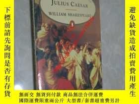 二手書博民逛書店Julius罕見Caesar (Penguin Popular