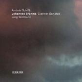 【停看聽音響唱片】【CD】布拉姆斯:豎笛奏鳴曲 鋼琴:席夫/豎笛:約格.魏德曼