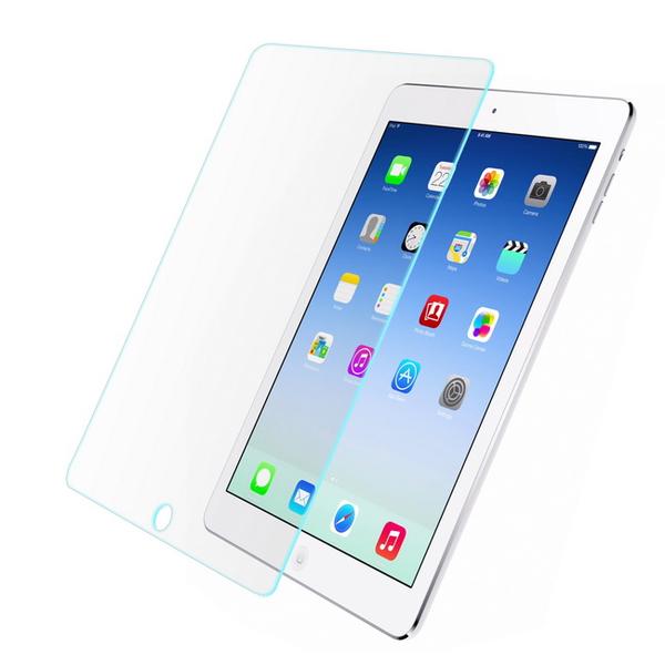 【marsfun火星樂】iPad Pro 透明高清玻璃 9H高硬度 平板螢幕玻璃/透明玻璃/剛化膜/強化玻璃 Apple