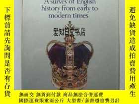 二手書博民逛書店【罕見】1972年出版 The English Experience : A Survey of English