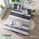 【BEST寢飾】天絲床包二件組 單人3.5x6.2尺 仙德瑞拉 100%頂級天絲 萊賽爾 附正天絲吊牌 床單
