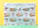 【震撼精品百貨】Dumbo_小飛象~迪士尼小飛象資料袋/文件袋-滿版小飛象#44249