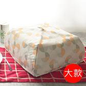 【佶之屋】簡約居家折疊保溫飯菜罩/餐罩(大)-白色圓形
