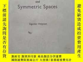二手書博民逛書店Differential罕見geometry,lie group