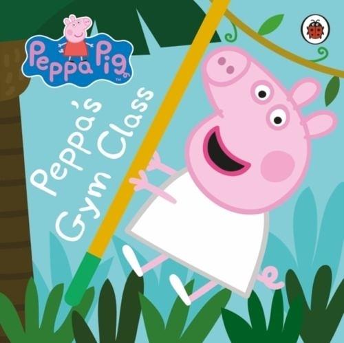 Peppa Pig:Peppa's Gym Class 佩佩豬去運動 精裝硬頁書