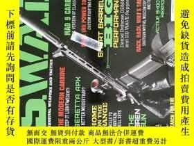 二手書博民逛書店S.W.A.T.罕見(Survival Weapons and Tactics ) Magazine 2017 0