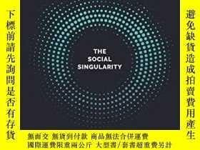 二手書博民逛書店The罕見Social SingularityY256260 Max Borders Social Evolu