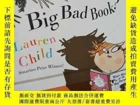 二手書博民逛書店Who s罕見Afraid of The Big Bad Book?洞洞書Y380600 lauren chi