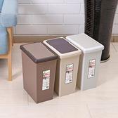 創意推蓋手提垃圾桶客廳書房衛生間廚房臥室浴室辦公室方形垃圾筒 挪威森林