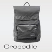 Crocodile 後背包 Biz 3.0 系列多功能翻蓋款 0104-07801