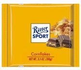 Ritter Sport 玉米片牛奶巧克力100g