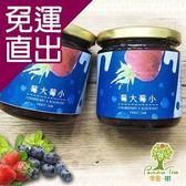 樂園.樹. 莓大莓小-無農藥草莓藍莓雙果醬(共兩瓶)EE1160002【免運直出】