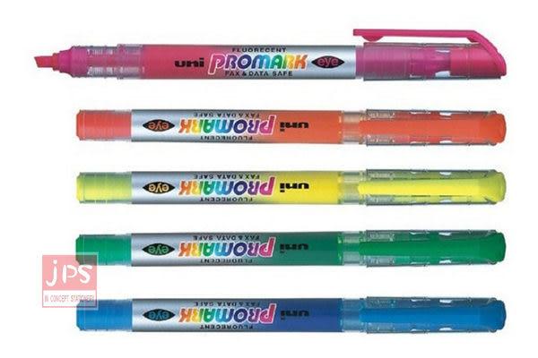 UNI USP-105 全液式螢光記號筆