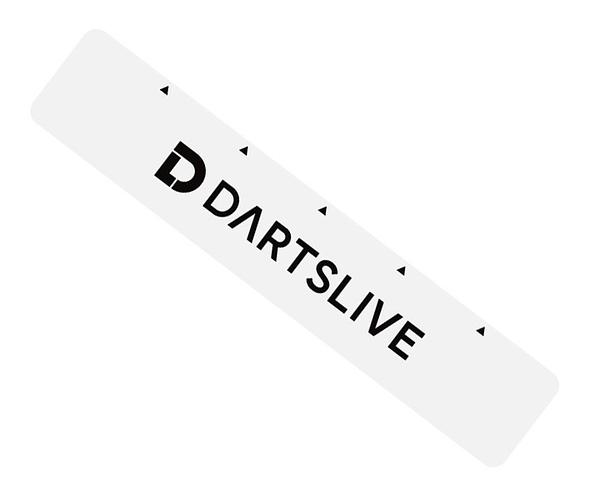 【DARTSLIVE】DARTSLIVE THROW LINE White 鏢靶配件 DARTS