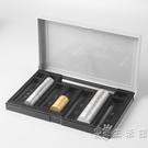 新硬幣收納盒多功能裝硬幣的盒子專用一元硬幣收納盒放硬幣的格子分類硬幣盤 小時光生活館