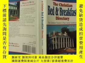 二手書博民逛書店the罕見christian bed & breakfast d