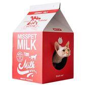 貓咪磨爪貓窩貓玩具瓦楞紙貓抓板貓房子貓咪用品   麻吉鋪