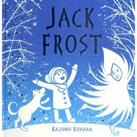 【麥克書店】JACK FROST /英文繪本《聖誕節》