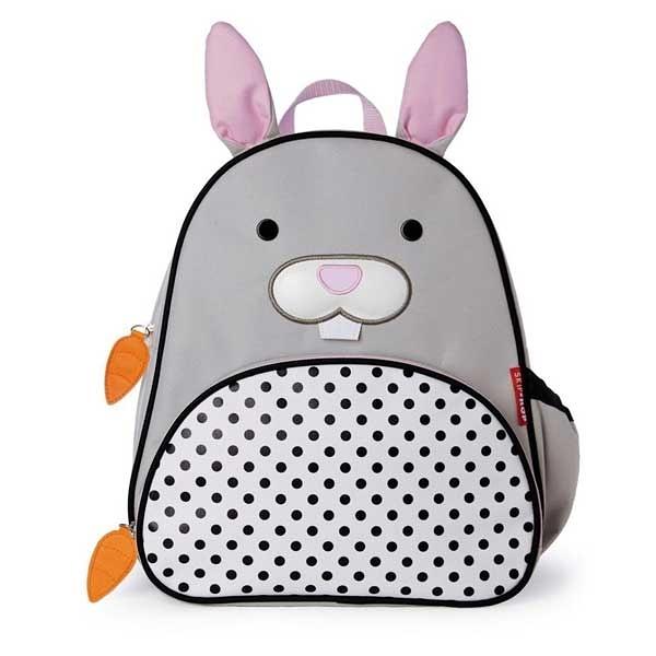 美國SKIP HOP 可愛動物園小童背包_兔子