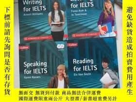 二手書博民逛書店Collins罕見english for exams:Speak