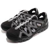 Merrell 戶外鞋 Tetrex Crest Wrap 水陸鞋 越野 慢跑 透氣 運動鞋 灰 黑 男鞋【PUMP306】 ML12845
