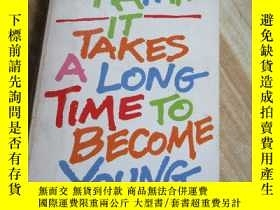 二手書博民逛書店GARSON罕見KANIN IT TAKES A LONG TI