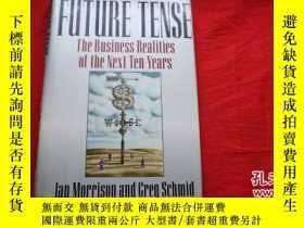 二手書博民逛書店Future罕見Tense: The Business Real