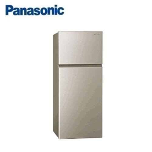 Panasonic  232L 2門全平面無邊框鋼板電冰箱 NR-B239T-(亮彩金)
