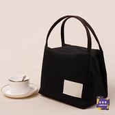 便當包 日式帆布手提包便當包保溫袋飯盒袋女飯盒袋子媽咪包飯盒包手提袋