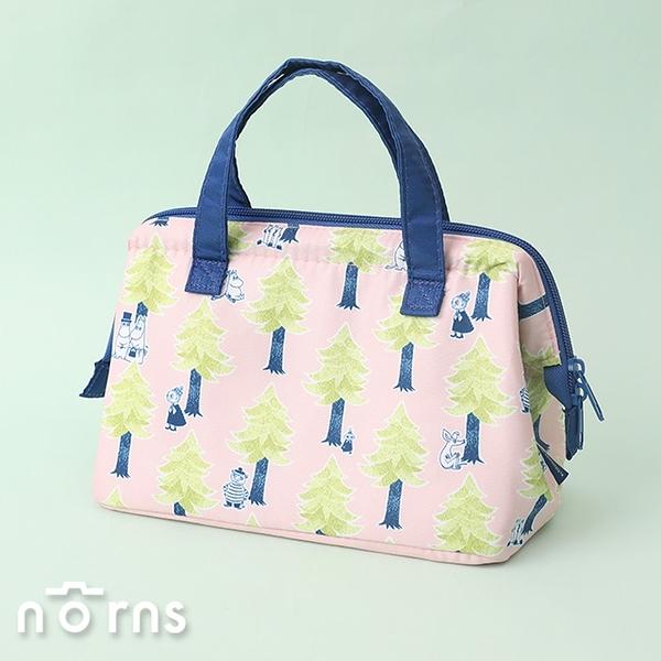 日貨Skater KGA1保冷手提袋Moomin系列 - Norns 日本進口 嚕嚕米 姆明 口金包 手提包 保冷袋