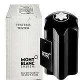 MONTBLANC 萬寶龍男性淡香水 100ml-Tester包裝