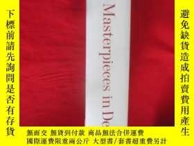 二手書博民逛書店100罕見Masterpieces in Detail (大16