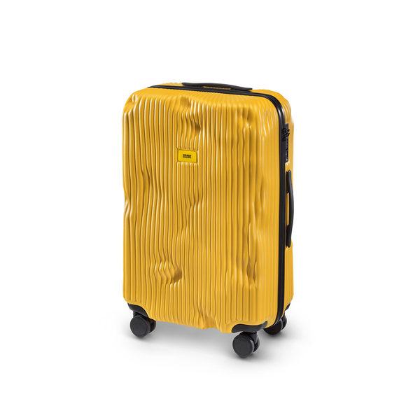 義大利 Crash Baggage Medium Trolley with 4 Wheels, Stripe 前衛線條系列 衝擊 行李箱 中尺寸 25 吋