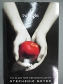 【書寶二手書T9/原文小說_LEI】Twilight_STEPHENIE MEYER