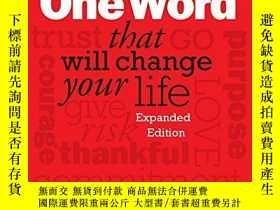 二手書博民逛書店One罕見Word That Will Change Your