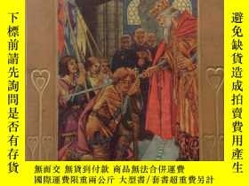 二手書博民逛書店稀缺,罕見《 故事告訴孩子們》Granville Fell彩色版