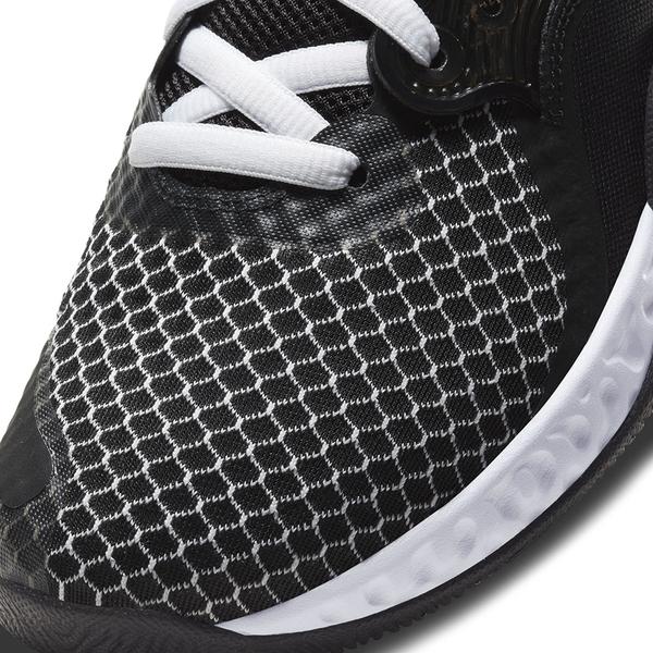 【現貨】NIKE RENEW ELEVATE II 男鞋 籃球 緩震 編織 網格 黑灰【運動世界】CW3406-004