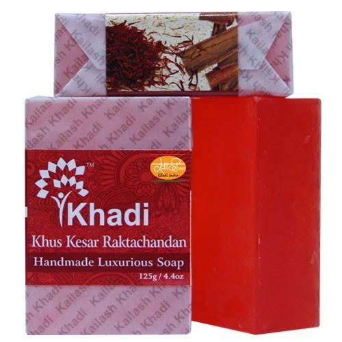 Luxurious-手工皂-香根草藏紅花跟紫檀