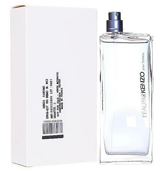 ●魅力十足● KENZO 風之戀 男性淡香水 100ML tester