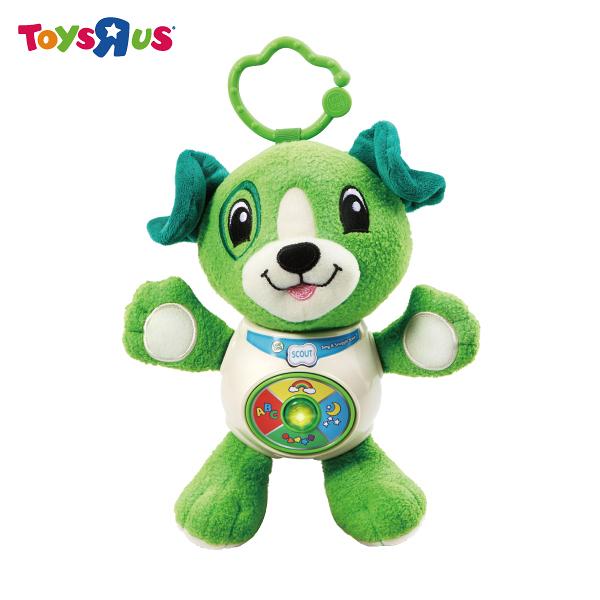 玩具反斗城 【Leap Frog】 甜心安撫寶貝-SCOUT