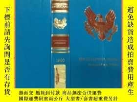 二手書博民逛書店英文書encylopedia罕見americana deluxs library deition 美國德魯克斯百科