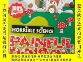 二手書博民逛書店Horrible罕見Science: Painful Poiso