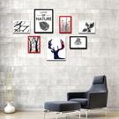 客廳北歐裝飾畫小墻面掛墻裝飾
