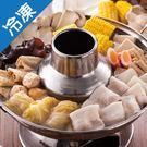 【1月22日起陸續出貨】饗城酸菜白肉鍋2200g+-5%/份(年菜)【愛買冷凍】