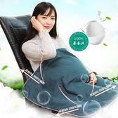 防護裝 防輻射服孕婦裝懷孕期防輻射肚兜圍裙防輻射毯子蓋毯上班夏季【全館九折】