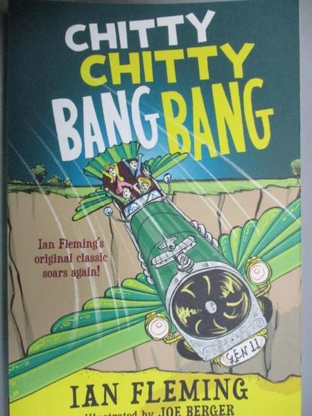【書寶二手書T2/少年童書_HOC】Chitty Chitty Bang Bang the Magical Car_Fl